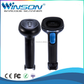 China manufacturer wholesale CCD mini barcode scanner/cheap barcode scanner android