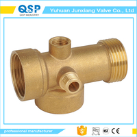 good quality water pump safety brass part