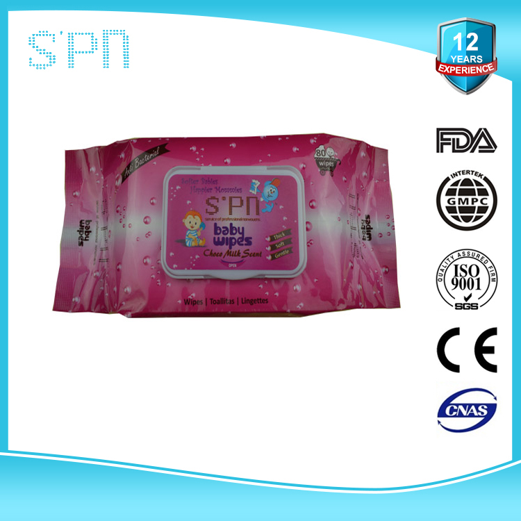 China Wet Wipes Manufacturing Mosquito Insect Repellent Wipes