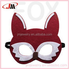 fox shaped eyeshade for kids ,party gift,animal face mask.wholesale