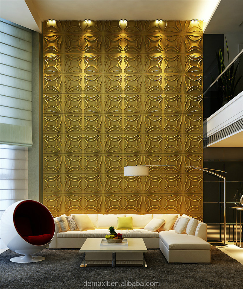 Modern 3d wall tile decorative 3d wall panel resin wall for 3d outdoor wall tiles