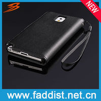 Leather Bumper Case for Samsung Galaxy Note 3 N9000 Wallet Case