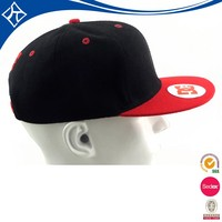 Hot popular unique christmas snapback hat material with string design