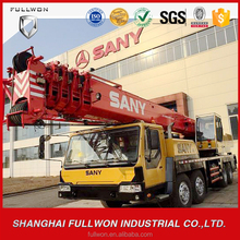 SANY 50TON SHANGHAI USED MOBILE CRANE FOR SALE