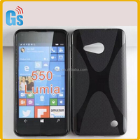 Import China Goods X Line Soft TPU Case Cover For Microsoft Lumia 550 For Nokia