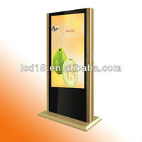 "42"" kiosk advertisement for shampoo(MAD-420A)"