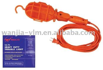 25ft,CE appoved hand lamp/trouble light,working light,inspection light
