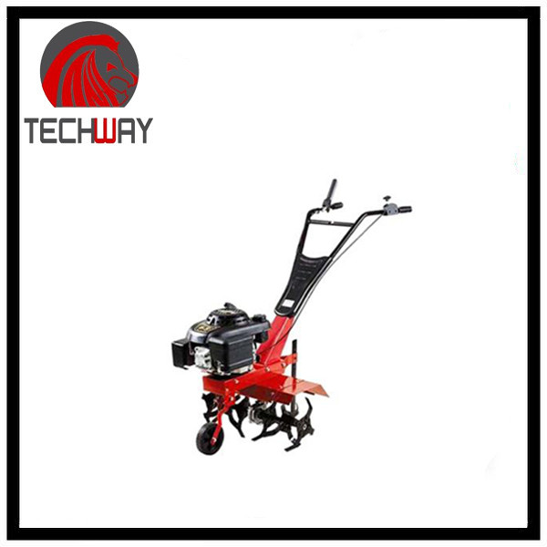 5hp mini tractor agricultural gasoline multifunction manual digger cultivation tiller
