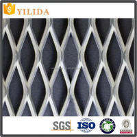 China Wholesaler the flattened expanded metal mesh home depot/expanded metal mesh for gates