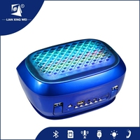 Mini Multimedia speaker 2.0 with logo with FM Radio and TF Card