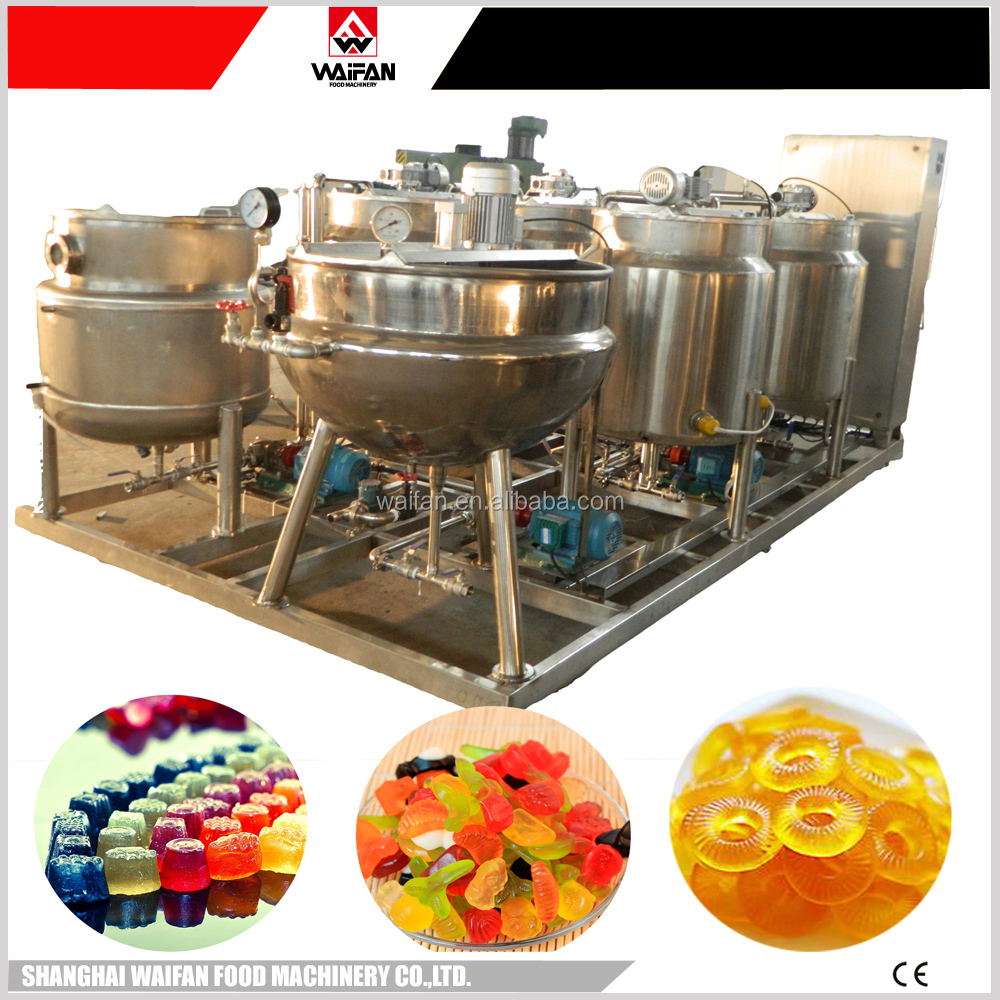 Gummy/Jelly Candy Production Line