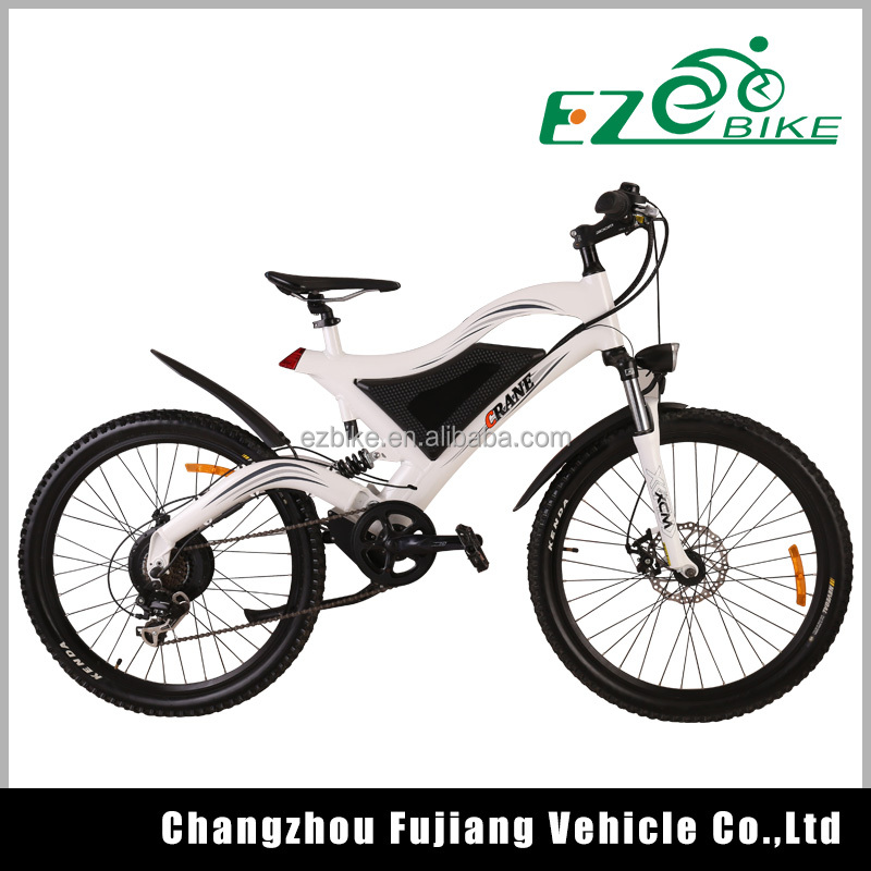 Green evs electric bike/chopper pedal bikes