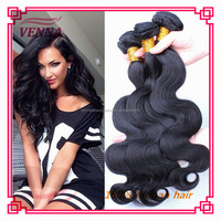 Unprocessed 100% Virgin Brazilian Hair Weave Princess Human Hair