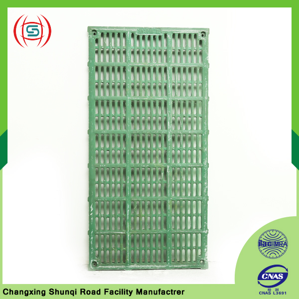 factory price poultry farming equipment composite slat floor for pig farm house