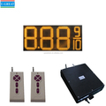24inch Outdoor RF Wirless Gas Price Sign numbers
