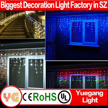 yuegang Led string lights holloween decoration with sales promotion