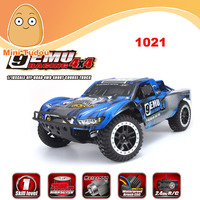 1/10 SCALE ELECTRIC 4WD 2.4GHZ RC OFF-ROAD BRUSH HIGH SPEED RC TRUCK WATERPROOF