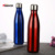Brighter Popular Double Wall Stainless Steel Coke Bottle Vacuum Cola Bottle with FDA Certificate