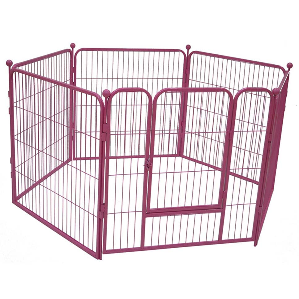 New design large heated dog kennel with great price / large outdoor dog backyard kennels designs