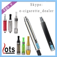 2015 650mah variable voltage ego-v passthru battery for ecigarette kit supply factory origin Paypal Accepted