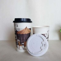 disposable green pasta bowl double wall insulated edible hot coffee paper cups