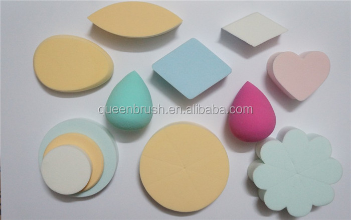 Makeup Tools Non-latex Makeup Sponge Flower Cosmetic Powder Puff