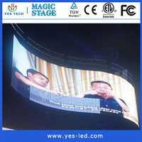 outdoor video image panel advertising/ concert stage rental led display board