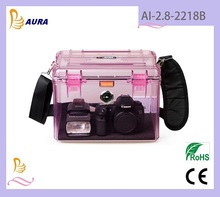 AURA AI-2.8-2218B Camera Protective Storage Safety Waterproof Tool Case