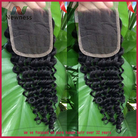 Buy From Alibaba Without Any Processed Not Short-tempered brazillian hair closure piece
