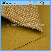 bonding fabric: 10%Wool 40%Acrylic 50%Poly Knitting sweater fabric bonded with brushed fabric