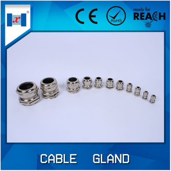 7 hole cable gland
