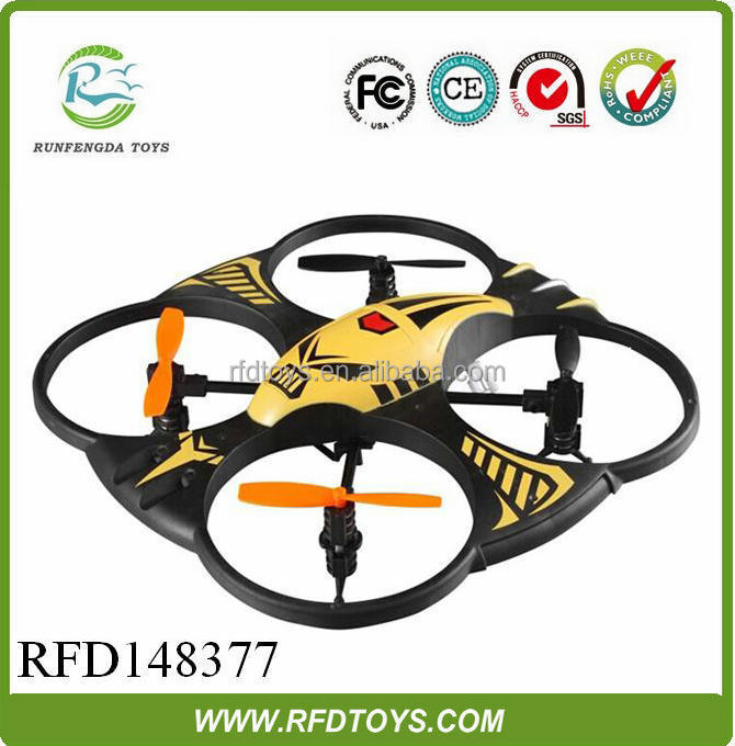 4.5CH small size x35 2.4g rc 4-axis defender flying quadcopter with light,rc helicopter for sale