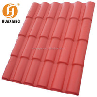 Synthetic Resin Difficult to be burned asphalt roofing shingles