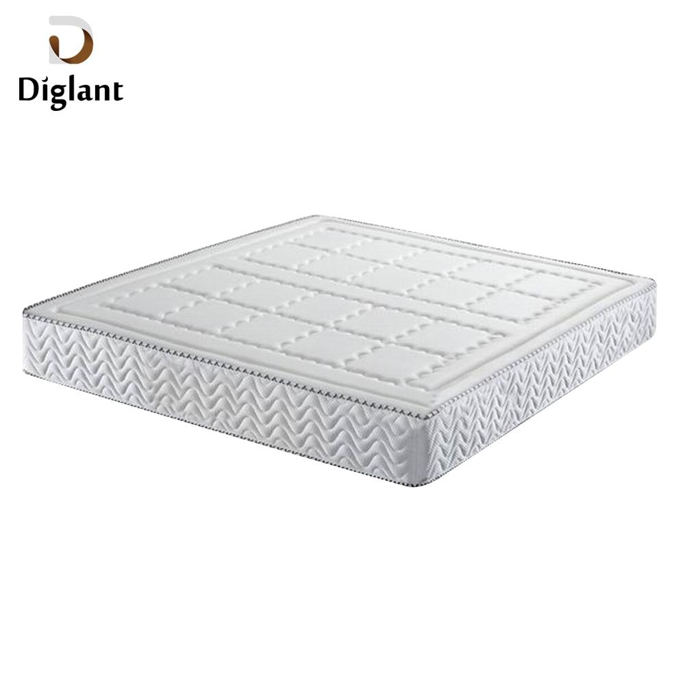 DM068 Diglant Gel Memory Latest Double Fabric Foldable King Size Bed Pocket bedroom furniture king size bed with mattress - Jozy Mattress | Jozy.net