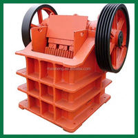 good performance high quality pegson jaw crusher product line