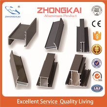 Chinese manufacturing aluminium window screen frame parts price per kg