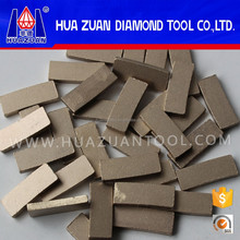Sharp Blade Dimond Segment for stone Cutting,specially for limestone cutting