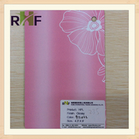 Pink Glitter HPL/Normal HPL/Veneer for kitchen countertop