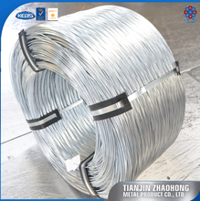 15gauge galvanized iron wire for diamond mesh
