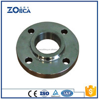 spiral serrated face flanges
