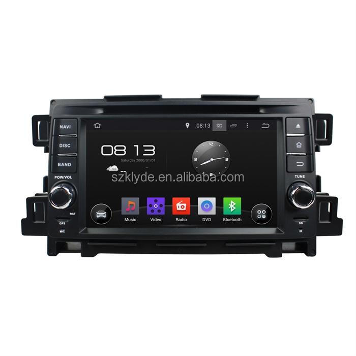 2 din car dvd navigation for mazda cx5