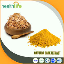 Food grade natural catuaba bark extract for sex enhancement
