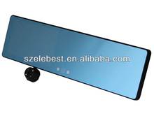 5 inch android tablet pc gps with rear-view mirror 1080P DVR