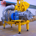 Made in China automatic/manual mini asphalt drum mix plant