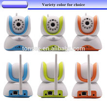 cctv webcam p2p monitor baby wireless network baby monitor video 3x