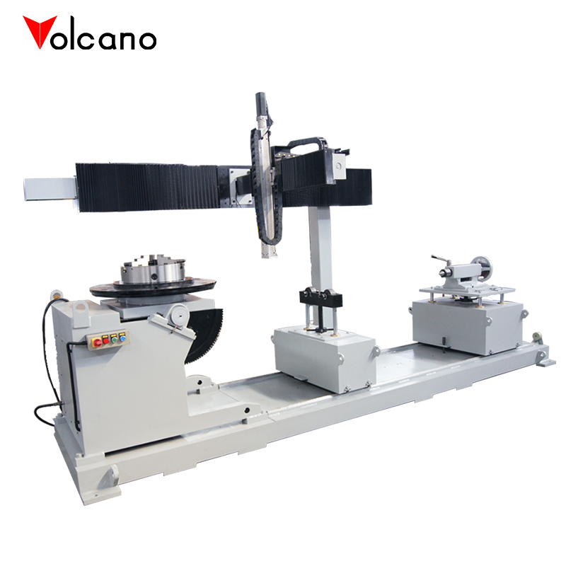 Widely Used Automatic Tig Longitudinal Seam Welding Machine