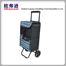 New Design Fashion Books Vegetable Shopping Trolley Bag