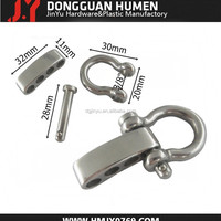Survival Stainless Steel DEE Shackle Hardware
