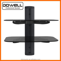 tv wall mount with dvd shelf bracket stand