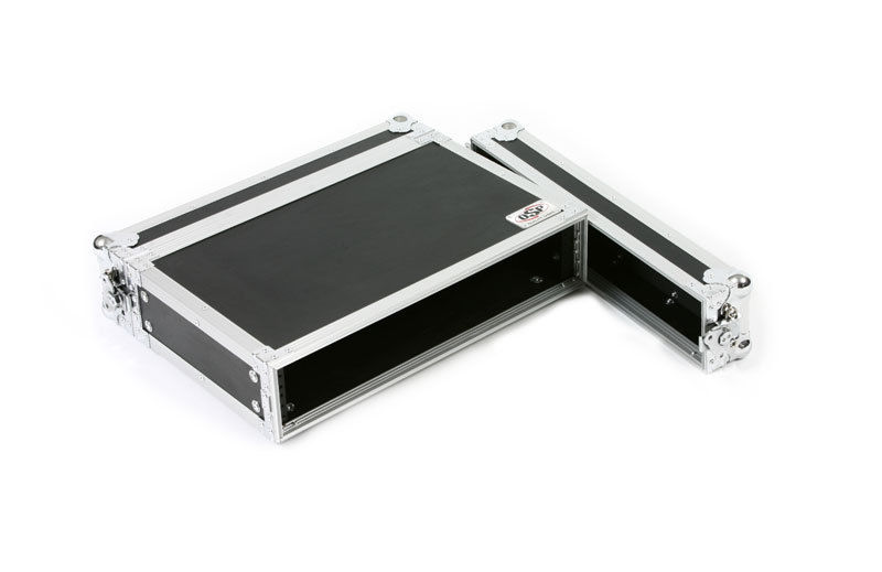 "2 Space 12"" Deep Effects Rack Case"